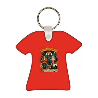 Halloweeen T-shirt Keychain Designed By Fuadin Asrohim