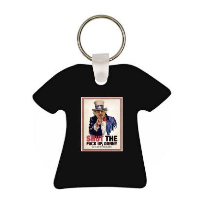 Fuck Trump T-shirt Keychain Designed By Fuadin Asrohim
