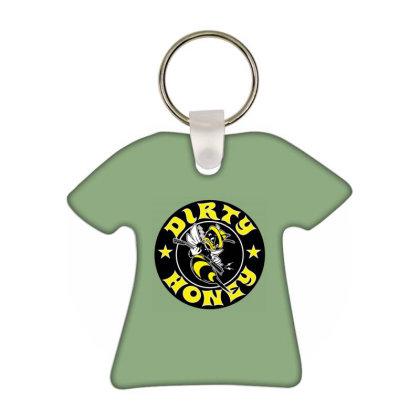 Rock N Roll T-shirt Keychain Designed By Fuadin Asrohim