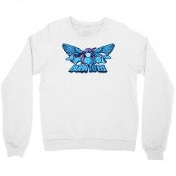 born to fly Crewneck Sweatshirt   Artistshot