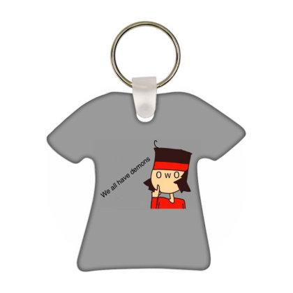 Win Owo T-shirt Keychain Designed By Fuadin Asrohim