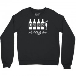 bottles 1965   mens funny Crewneck Sweatshirt | Artistshot