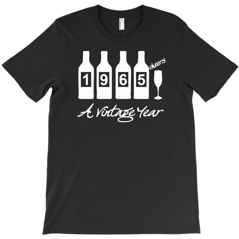 Bottles 1965   Mens Funny T-shirt | Artistshot