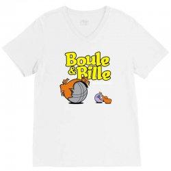 boule & bille V-Neck Tee | Artistshot