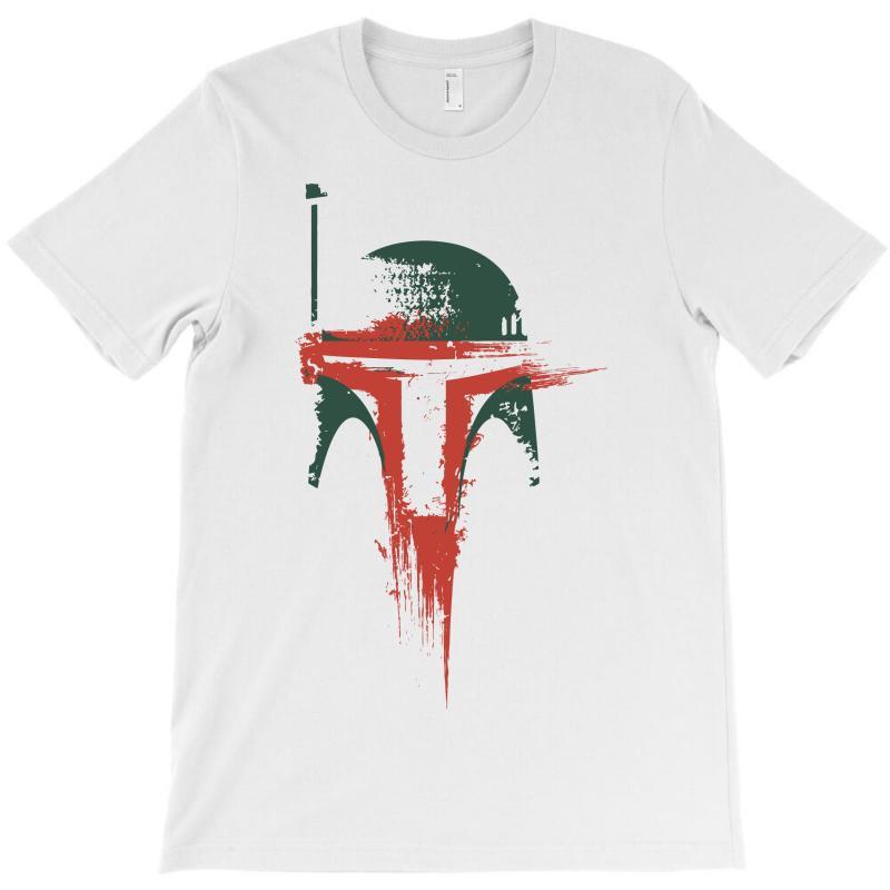 Bounty Hunter Slave Sci Wars Star Fi T-shirt | Artistshot
