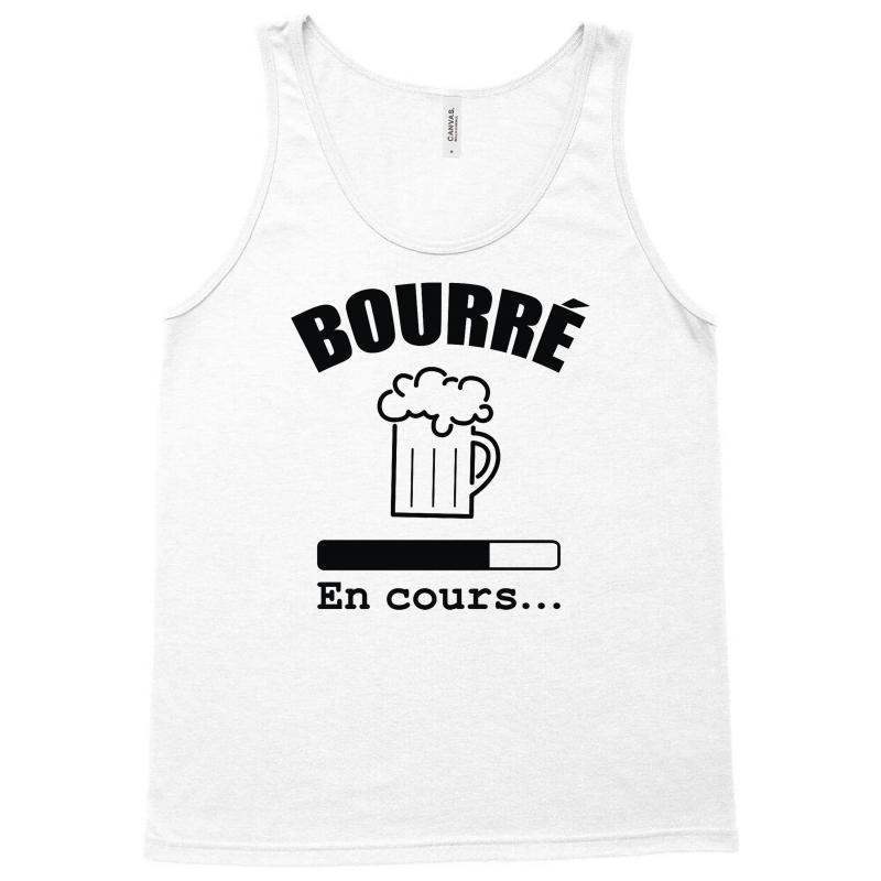 Bourré En Cours Tank Top | Artistshot