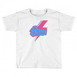 bowie Toddler T-shirt | Artistshot