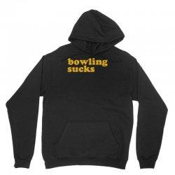 bowling sucks Unisex Hoodie   Artistshot