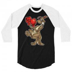 boxing box 3/4 Sleeve Shirt | Artistshot