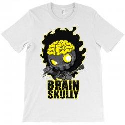brain skully T-Shirt   Artistshot