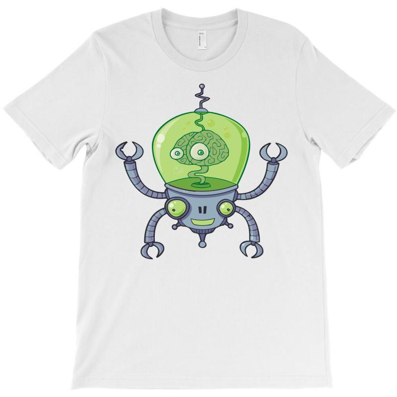 Brainbot T-shirt | Artistshot