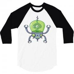 brainbot 3/4 Sleeve Shirt | Artistshot