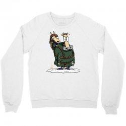 bran's modern life Crewneck Sweatshirt   Artistshot