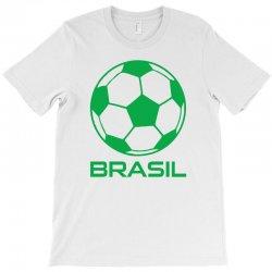 brasil sport soccer ball fun T-Shirt   Artistshot