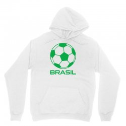 brasil sport soccer ball fun Unisex Hoodie   Artistshot