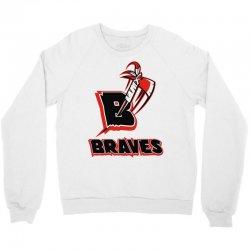 brave tribal Crewneck Sweatshirt   Artistshot