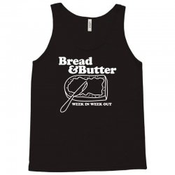 bread and butter week in week out apron Tank Top | Artistshot