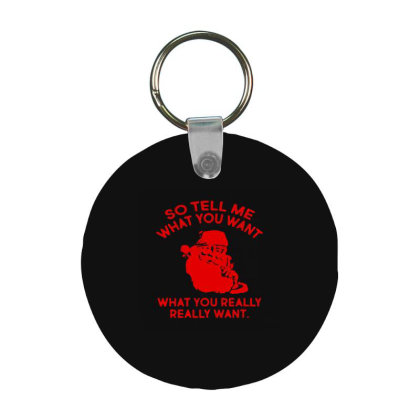 So Tell Me What Frp Round Keychain Designed By Yad1_