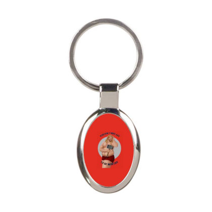 Captain Oval Keychain Designed By Shannen Doherty