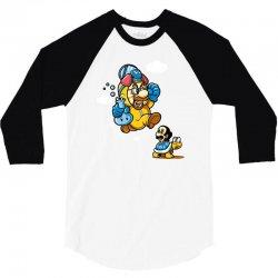 breaking blocks 3/4 Sleeve Shirt   Artistshot