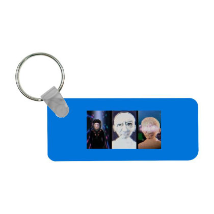 Wizard Frp Rectangle Keychain Designed By Shannen Doherty