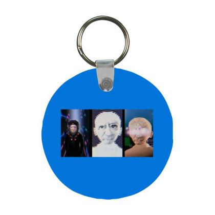 Wizard Frp Round Keychain Designed By Shannen Doherty