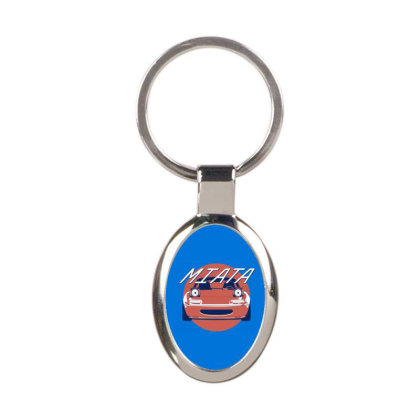 Illustration Oval Keychain Designed By Shannen Doherty