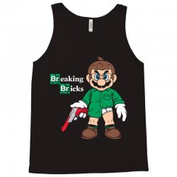 breaking bricks Tank Top | Artistshot