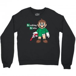 breaking bricks Crewneck Sweatshirt | Artistshot