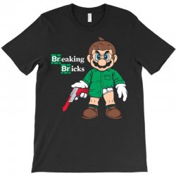 breaking bricks T-Shirt | Artistshot