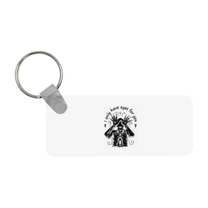 Pan's Movies Frp Rectangle Keychain Designed By Delicous