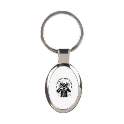 Pan's Movies Oval Keychain Designed By Delicous