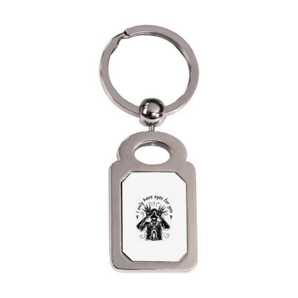 Pan's Movies Silver Rectangle Keychain Designed By Delicous