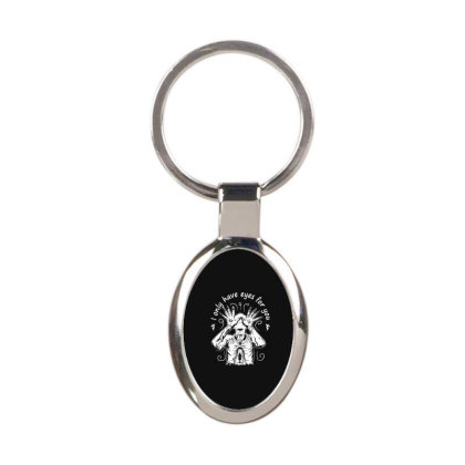 Pan's Labyrinth Oval Keychain Designed By Delicous