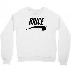 brice in nice Crewneck Sweatshirt | Artistshot