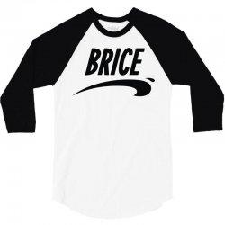 brice in nice 3/4 Sleeve Shirt | Artistshot