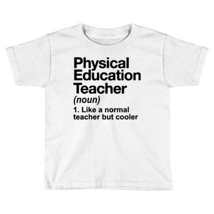 Education Teacher Toddler T-shirt Designed By Delicous