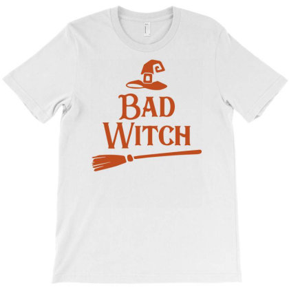 Bad Witch T-shirt Designed By Sengul