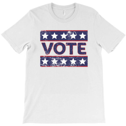 Vote T-shirt Designed By Sengul