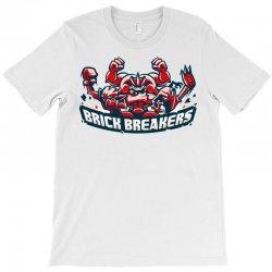brick breakers & bug bites T-Shirt | Artistshot