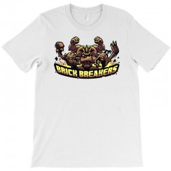brick breakers T-Shirt | Artistshot