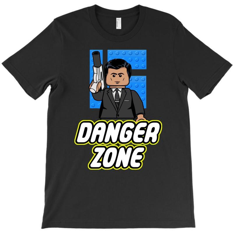 Brick Zone T-shirt | Artistshot