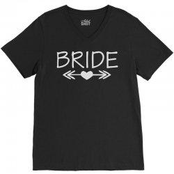 bride (2) V-Neck Tee | Artistshot