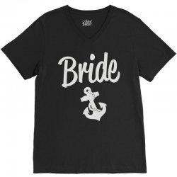 bride V-Neck Tee | Artistshot