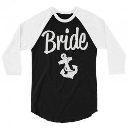 bride 3/4 Sleeve Shirt | Artistshot