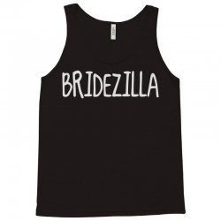 bridezilla Tank Top | Artistshot