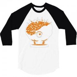 brinstar brains 3/4 Sleeve Shirt   Artistshot