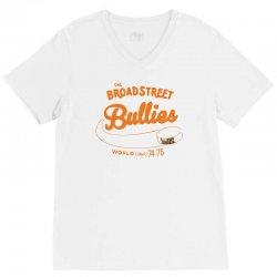 broad street bullies V-Neck Tee | Artistshot