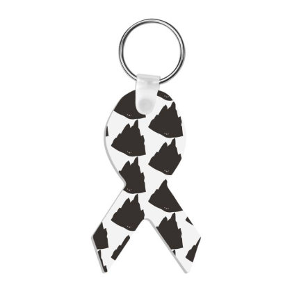 Hehe Ribbon Keychain Designed By Suryanaagus