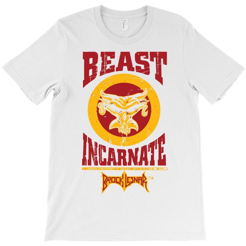 Brock Lesnar T-shirt   Artistshot